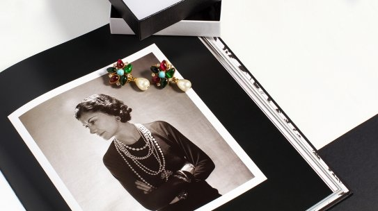 The History of Chanel Jewelry