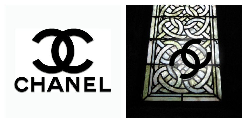 the story behind the logo chanel