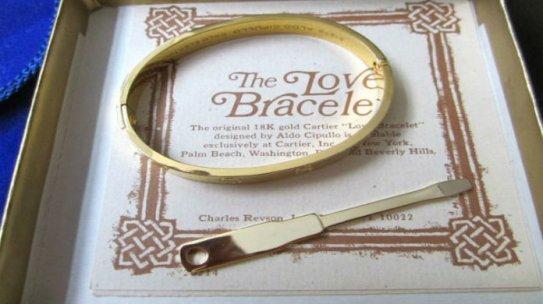 Buyers Beware: Vintage Cartier Love Bracelets