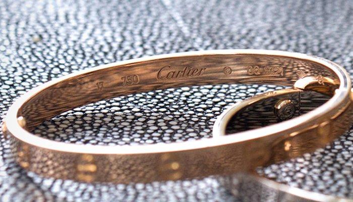 Cartier bracelet 750 ol4783