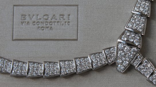 Behind the Scenes: Bulgari Jewelry