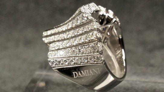 How to Authenticate Damiani Jewelry