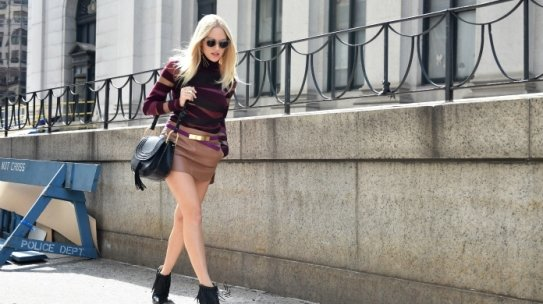 New York Fashion Week Street Style: Best Accessory Trends