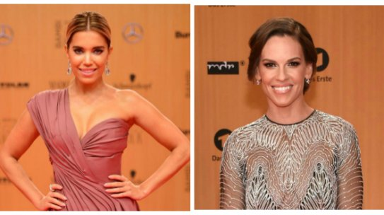 Celebrity Style at the 2015 Bambi Awards