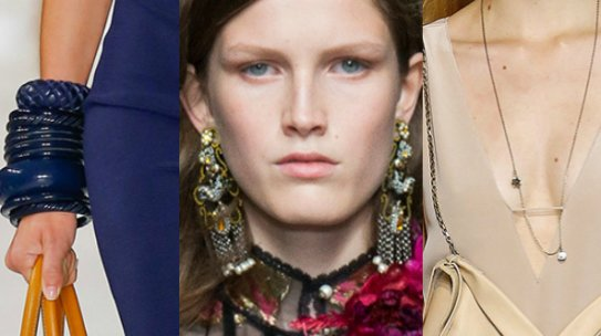 Spring 2016 Jewelry Trends From the Runways