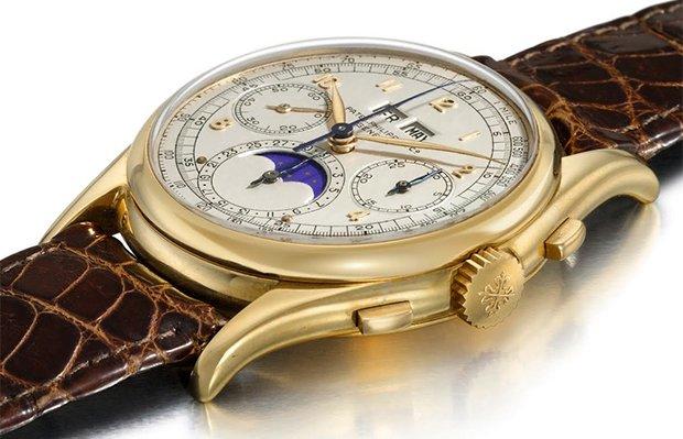 Patek Philippe Ref. 1527 Perpetual Calendar in 18k Rose gold