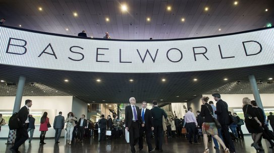 The History of Baselworld
