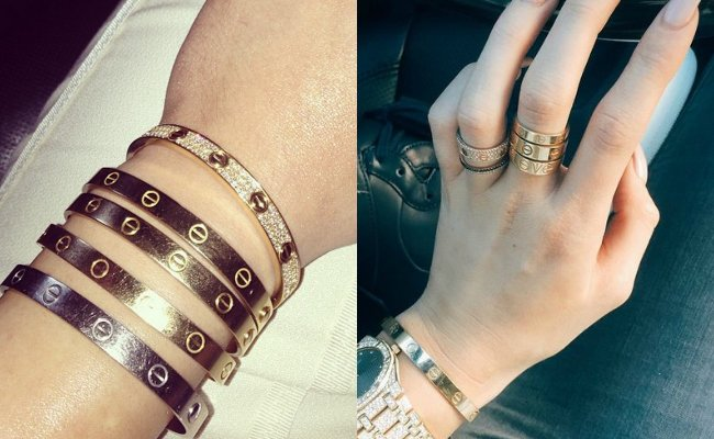 Top 4 Ways to Style Your Cartier Jewelry - BR37