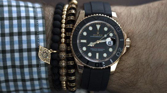 Men's Accessories and Style Looks