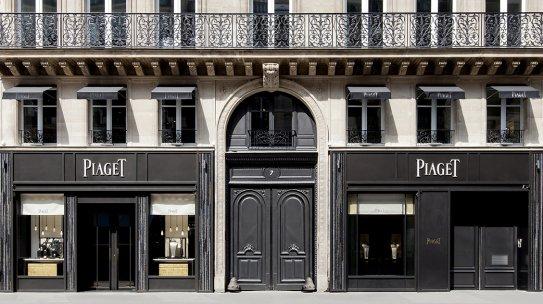 Beginning of a Brand: Piaget