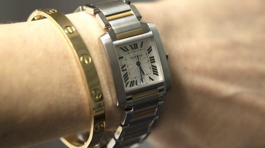 5 Facts about the Cartier Tank Watch