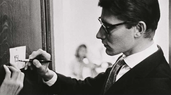 The History of Yves Saint Laurent