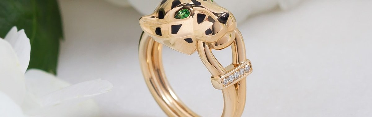 The Origin of the Cartier Panther Motif
