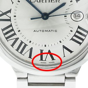 CARTIER-SWISS-MADE