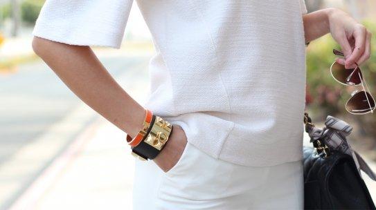 The History of the Hermès Collier de Chien Cuff