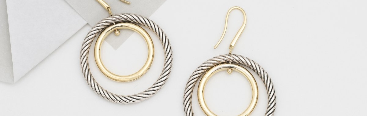 How to Care for Mixed Metal Jewelry