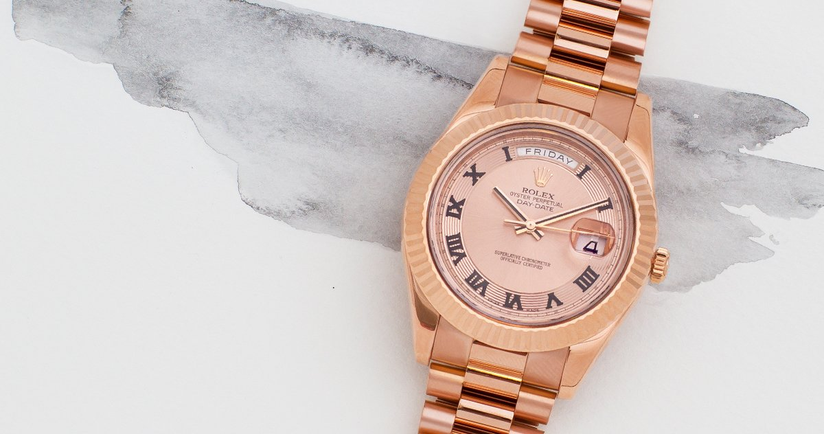 The 5 best rolex watches for women for Celebrity watches female 2018
