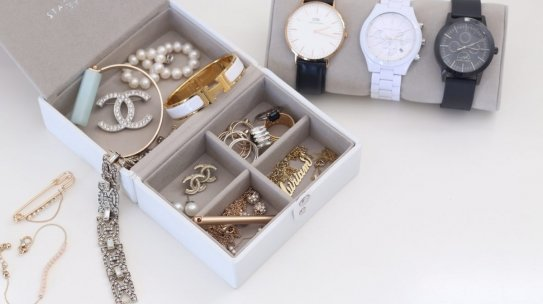 5 Best Jewelry Organizers for Every Purpose