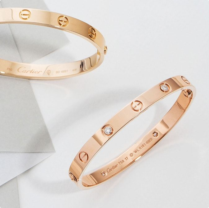 Cartier Love Collection