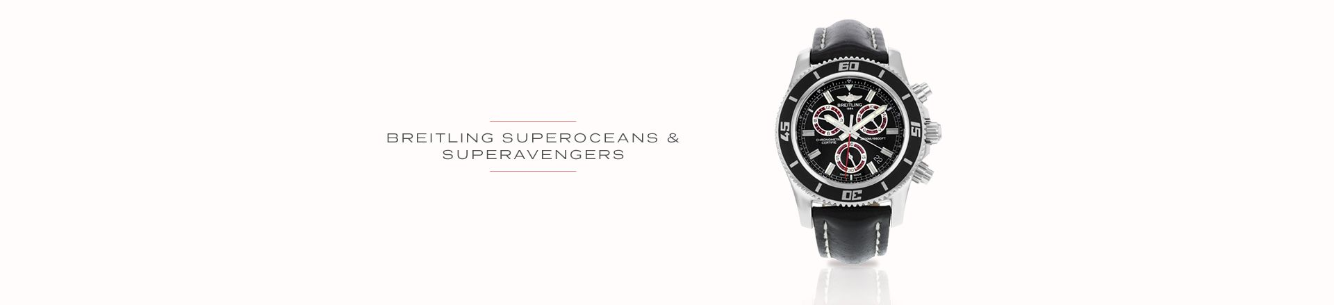 Breitling Superoceans and Superavengers