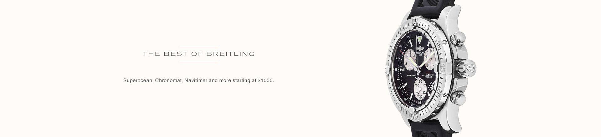 Best of Breitling