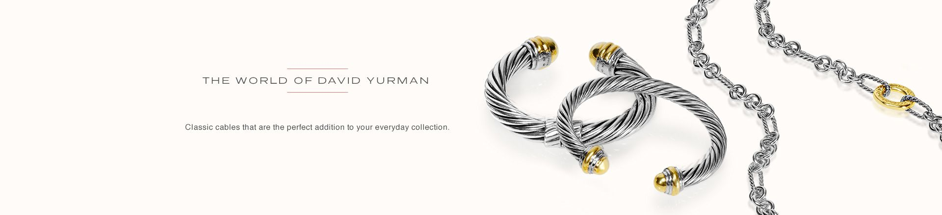 Designer Spotlight: David Yurman
