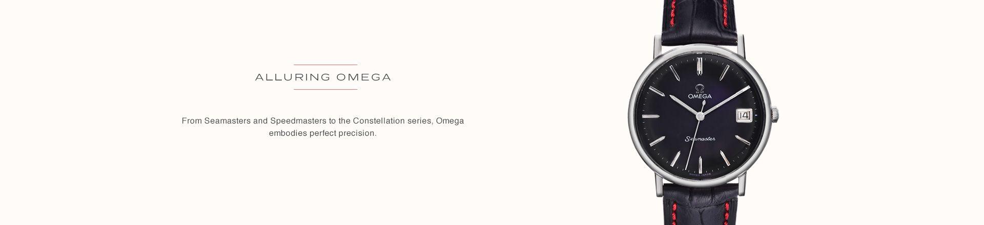 Alluring Omega