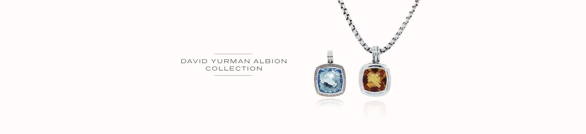 David Yurman Albion Collection