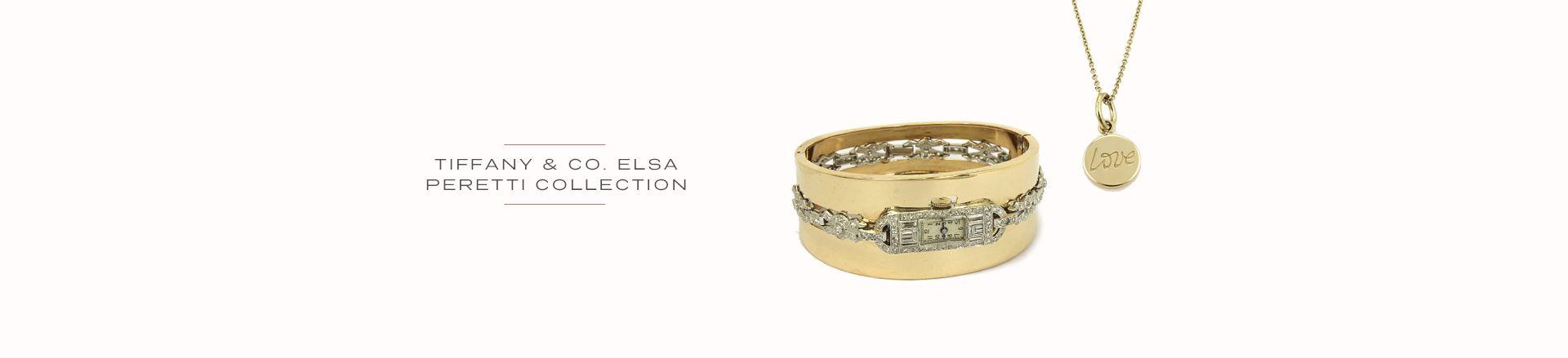 Tiffany Elsa Peretti Collection