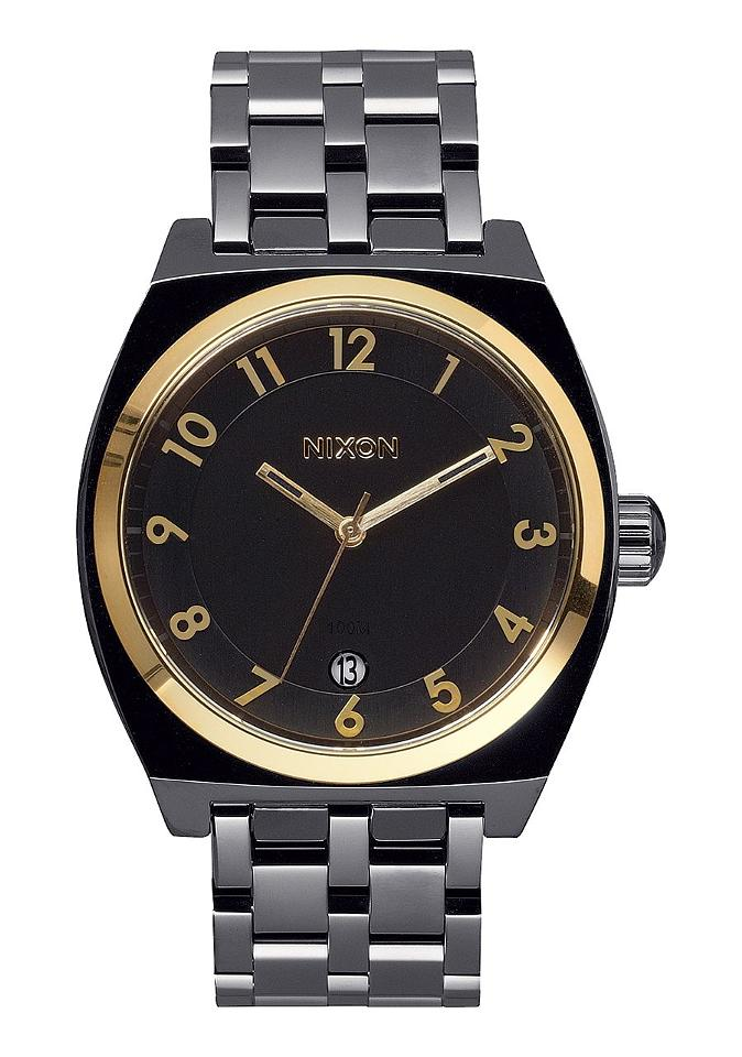 """Image of """"Nixon Monopoly A325-1228-00 Stainless Steel 40mm Watch"""""""