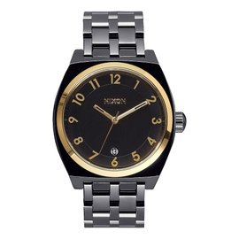 Nixon Monopoly A325-1228-00 Stainless Steel 40mm Watch