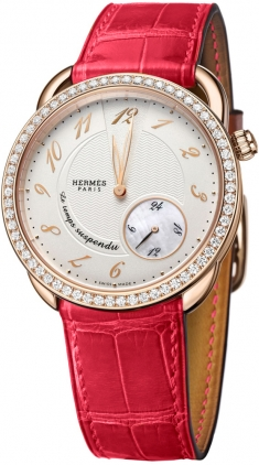 "Image of ""Arceau Le Temps Suspendu GM 38mm Ladies watch"""