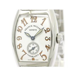 Franck Muller Casablanca 1750S6 Stainless Steel 25mm Womens Watch