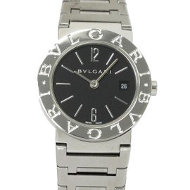 Bulgari BB26SS Stainless Steel Quartz 26mm Womens Watch
