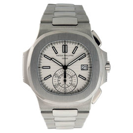 Patek Philippe Nautilus 5980/1A Stainless Steel 39mm x 44mm Watch