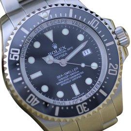 Rolex Deep Sea-Dweller 116660 Black Stainless Steel 44mm Mens Watch