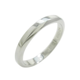 Cartier Platinium Declaration Ring Size 8