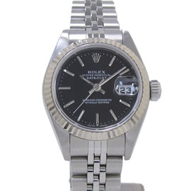 Rolex Datejust White Gold & Stainless Steel Automatic 26mm Womens Watch