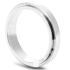 Piaget 18K White Gold Ring Size 6