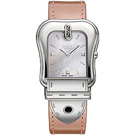 Fendi B. F380014571D1 Stainless Steel Quartz 43mm Watch