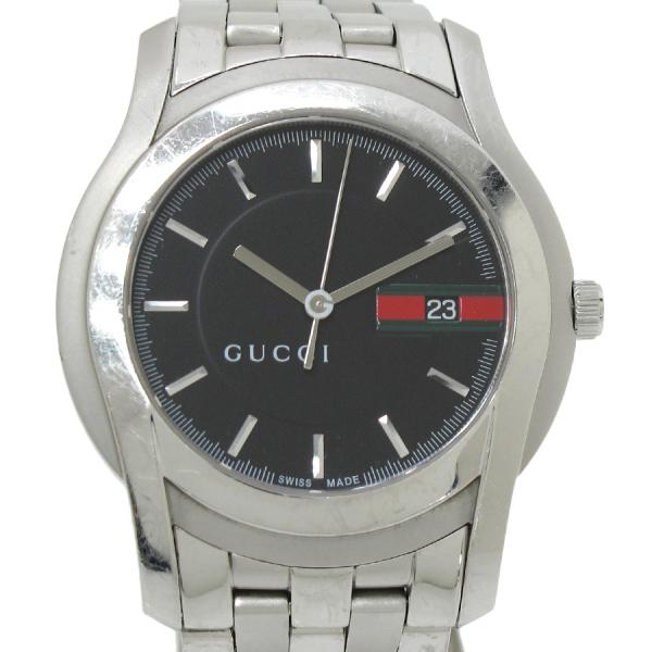 """Image of """"Gucci G Class Stainless Steel Quartz 36mm Mens Watch"""""""