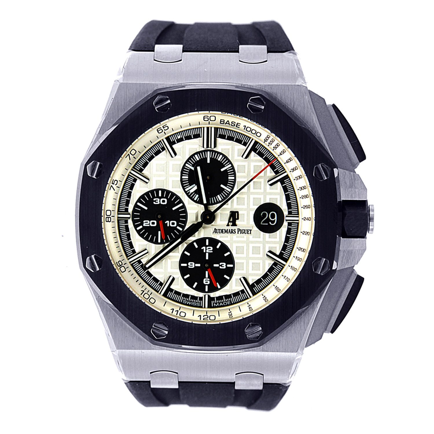 "Image of ""Audemars Piguet Royal Oak Offshore Chrongraph Stainless Steel"""