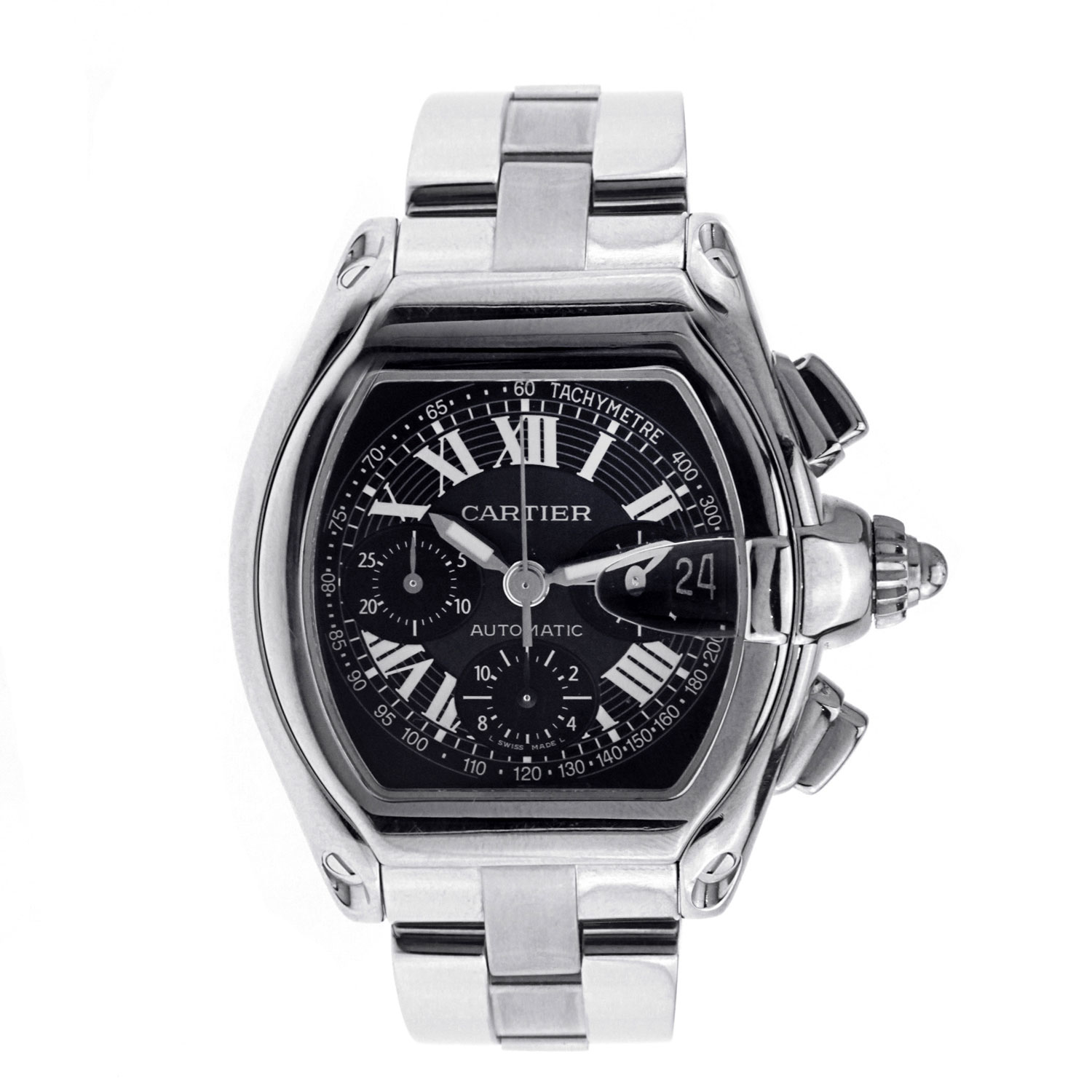 "Image of ""Cartier Roadster Chronograph Extra Large"""