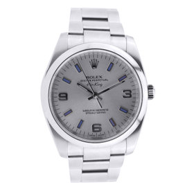 Rolex 34MM Air King Stainless Steel