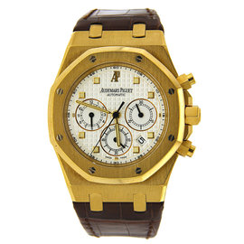 Audemars Piguet Royal Oak Chronograph Yellow Gold 40MM - 26022BA.OO.D088CR.01