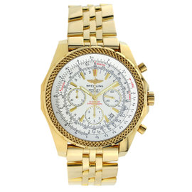 Breitling for Bentley Yellow Gold Watch - K25362