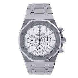 Audemars Piguet Royal Chronograph 39MM Stainless Steel - 26320ST.OO.1220ST.02