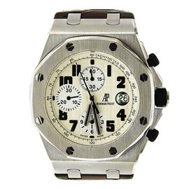 Audemars Piguet Royal Oak Offshore Chronograph Safari Watch