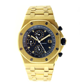 Audemars Piguet Royal Oak Offshore Chronograph Yellow Gold
