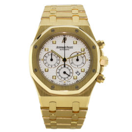 Yellow Gold Audemars Piguet Royal Oak Offshore Chronograph 39mm 26022BA.OO.D088CR.01